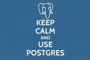 ¿Por qué debo migrar a PostgreSQL?